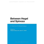 Between Hegel and Spinoza (BOK)