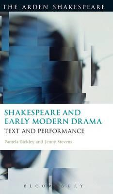 Shakespeare and Early Modern Drama (BOK)