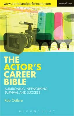Actor's Career Bible (BOK)