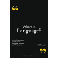 Where is Language? (BOK)