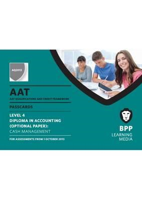 AAT Cash Management: Passcards (BOK)