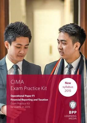 CIMA F1 Financial Reporting and Taxation (BOK)