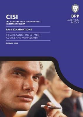 CISI Diploma Private Client Investment Advice and Management (BOK)