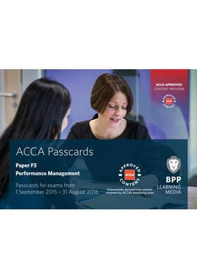 ACCA F5 Performance Management (BOK)
