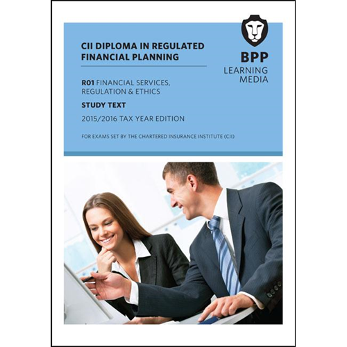 CII R01 Financial Services, Regulation and Ethics (BOK)