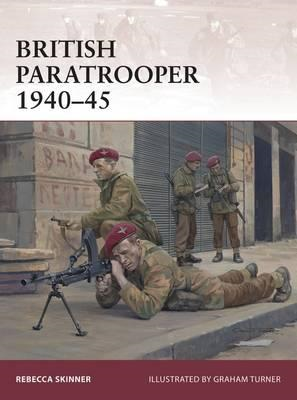 British Paratrooper 1940-45 (BOK)