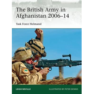 British Army in Afghanistan 2006-14 (BOK)