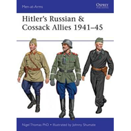Hitler's Russian & Cossack Allies 1941-45 (BOK)