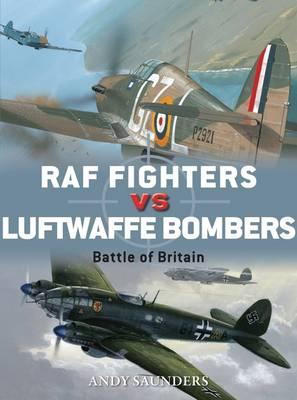 RAF Fighters vs Luftwaffe Bombers (BOK)
