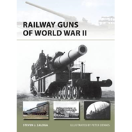 Railway Guns of World War II (BOK)