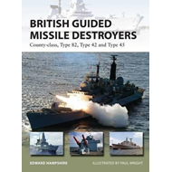 British Guided Missile Destroyers (BOK)