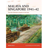 Produktbilde for Malaya and Singapore 1941-42 - The fall of Britain's empire in the East (BOK)
