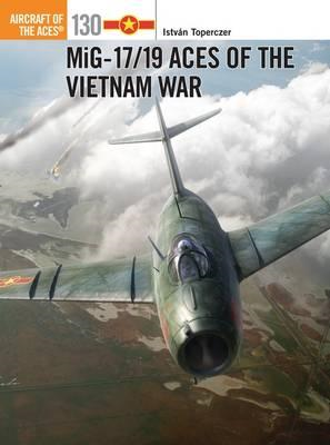 MiG-17/19 Aces of the Vietnam War (BOK)