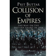 Produktbilde for Collision of Empires (BOK)