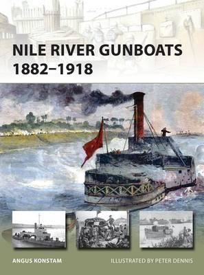 Nile River Gunboats 1882-1918 (BOK)