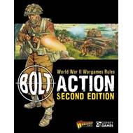 Bolt Action: World War II Wargames Rules (BOK)