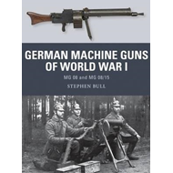 German Machine Guns of World War I (BOK)