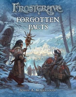 Frostgrave: Forgotten Pacts (BOK)