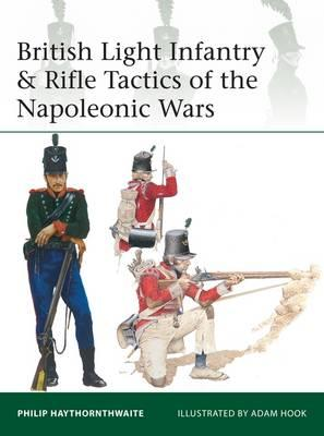 British Light Infantry & Rifle Tactics of the Napoleonic War (BOK)