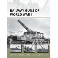 Railway Guns of World War I (BOK)