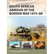 South African Armour of the Border War 1975-89 (BOK)