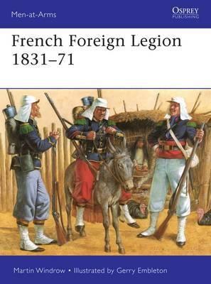 French Foreign Legion 1831-71 (BOK)