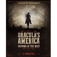 Produktbilde for Dracula's America: Shadows of the West (BOK)