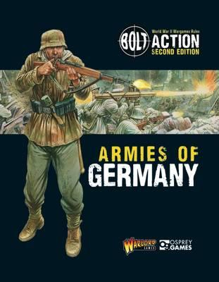Bolt Action: Armies of Germany (BOK)