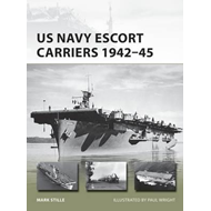 US Navy Escort Carriers 1942-45 (BOK)