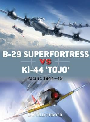 B-29 Superfortress vs Ki-44 'Tojo' (BOK)