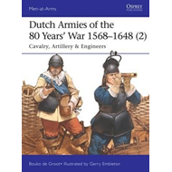 Produktbilde for Dutch Armies of the 80 Years' War 1568-1648 2 (BOK)