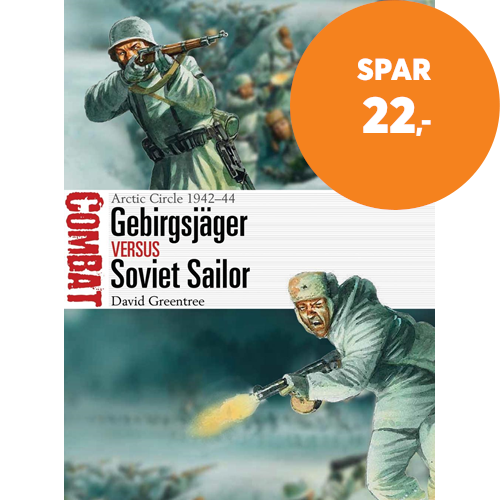 Gebirgsjager vs Soviet Sailor (BOK)
