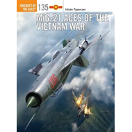 MiG-21 Aces of the Vietnam War (BOK)