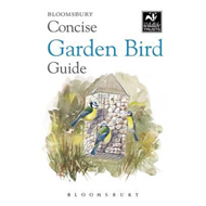 Concise Garden Bird Guide (BOK)