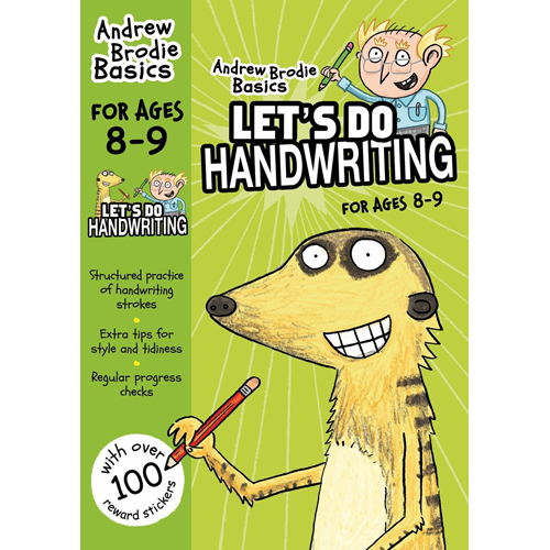 Lets Do Handwriting For Ages 8 9 (BOK)