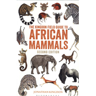Kingdon Field Guide to African Mammals (BOK)