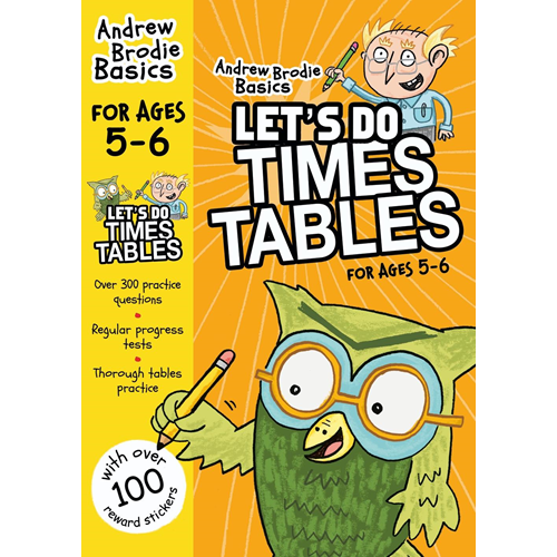Let's do Times Tables 5-6 (BOK)