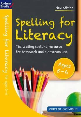 Spelling for Literacy for ages 5-6 (BOK)
