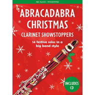 Abracadabra Christmas: Clarinet Showstoppers (BOK)
