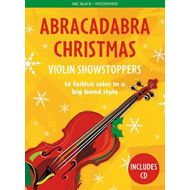Abracadabra Christmas: Violin Showstoppers (BOK)
