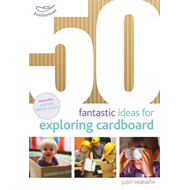 50 Fantastic Things to do with Cardboard (BOK)