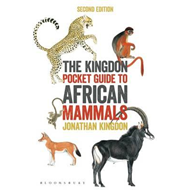 Kingdon Pocket Guide to African Mammals (BOK)