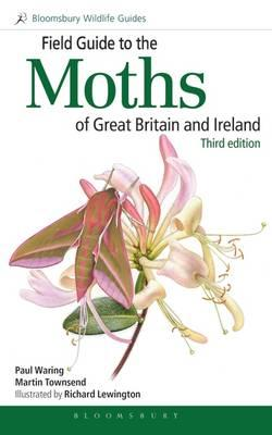 Field Guide to the Moths of Great Britain and Ireland (BOK)