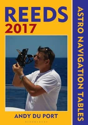 Reeds Astro Navigation Tables 2017 (BOK)