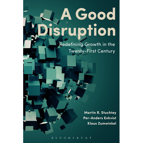 Good Disruption (BOK)