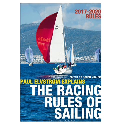 Paul Elvstrom Explains the Racing Rules of Sailing (BOK)