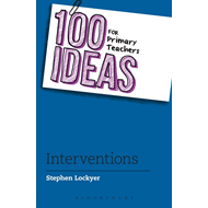 100 Ideas for Primary Teachers: Interventions (BOK)