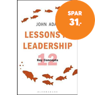 Produktbilde for Lessons in Leadership - 12 Key Concepts (BOK)