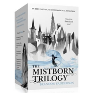 Mistborn Trilogy Boxed Set (BOK)