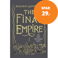 Produktbilde for The Final Empire - Collector's Tenth Anniversary Limited Edition (BOK)